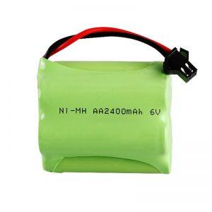 Akumulator NiMH AA2400 6V