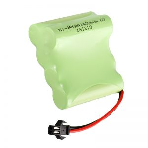 Akumulator NiMH AA2400 6 V Akumulator do zabawek elektrycznych Akumulator