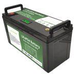 Akumulator LiFePO4 o dużej pojemności 12V150Ah z inteligentnym BMS do elektrycznej myjki podłogowej