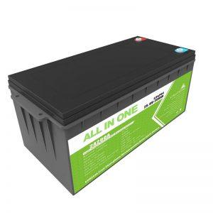 Akumulator o długiej żywotności 12,8v 200ah LiFePO4 do wózka golfowego