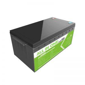 Akumulator litowo-jonowy Lifepo4 o dużej pojemności 12,8 V 400 Ah o głębokim cyklu