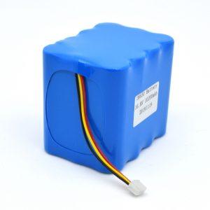 Urządzenia elektroniczne 18650 4S4P 10200 mah 16,8 v BMS
