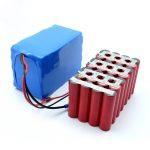 Dostosowana wysoka jakość Dobra cena Najlepsza sprzedaż Akumulator 18650 24 V 8,8 Ah