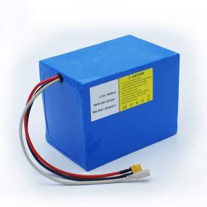 Bateria litowa 18650 48V 20,8AH do rowerów elektrycznych i zestawu rowerowego