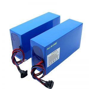 WSZYSTKO W JEDNYM ogniwie 13S7P 18650 48v 20,3ah akumulator do roweru elektrycznego