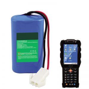 18650 7,2 V 2,6 Ah Bateria litowa do ręcznych urządzeń końcowych logistyki ekspresowej