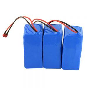 Akumulator litowo-jonowy 5S2P o mocy 18 V 4,4 Ah do elektronarzędzi