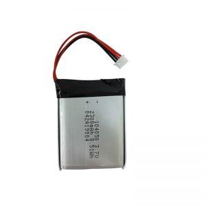 3,7 V 2300 mAh Przyrządy testowe i sprzęt polimerowe baterie litowe AIN104050