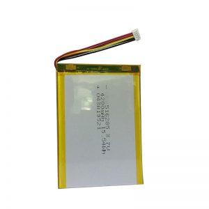 516285 3,7 V 4200 mAh Inteligentny instrument domowy akumulator litowo-polimerowy