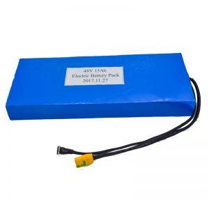 Hurtowa bateria litowa 15Ah 48V do skutera elektrycznego