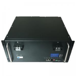 Domowy magazyn energii litowo-jonowej 48v 200ah Lifepo4 Bateria słoneczna 10kwh