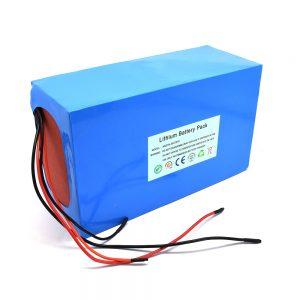 Akumulator litowy 48v / 20ah do skutera elektrycznego