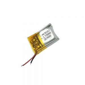Wysokiej jakości bateria litowo-polimerowa bateria 3,7 V 50 mAh 581013