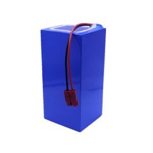 Akumulator litowo-jonowy 60 V 40 Ah Akumulator litowy 18650-2500 mAh 16S16P do skutera elektrycznego / e-roweru