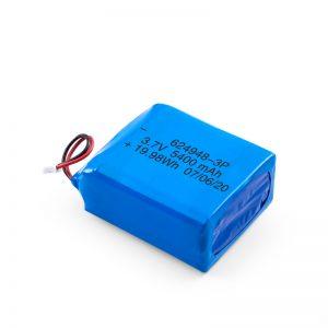 Akumulator LiPO 624948 3,7 V 1800 mAH / 3,7 V 5400 mAH