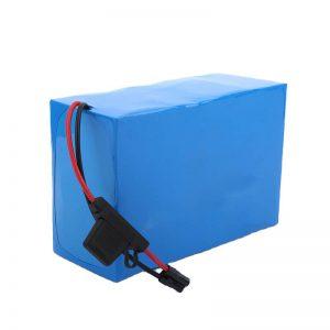 Indywidualny akumulator litowo-jonowy 72 V.