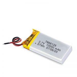 Akumulator LiPO 7866120 3,7 V 10000 mAh / 3,7 V 20000 mAH / 7,4 V 10000 mAh