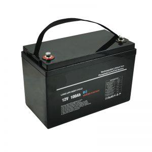 Niskotemperaturowy LiFePO4 12V 100AH