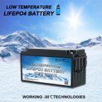 Przedstawiamy ALL IN ONE niskotemperaturowe baterie litowo-żelazowo-fosforanowe