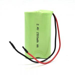 Akumulator NiMH AA1500 mAh 2,4 V.
