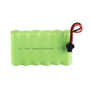 Akumulator NiMH AA 2400 mAh 7,2 V.