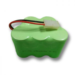 Akumulator NiMH D9000mAH 6V