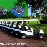 Najlepsze baterie do wózków golfowych: litowe vs. Kwas ołowiu