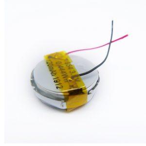 Dostosowana bateria LiPO 1654 3,7 V 120 mAh