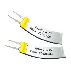 Dostosowana bateria LiPO 3,7 V 43 mAH