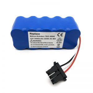 Akumulator Ni-MH 12V do odkurzacza TEC-5500, TEC-5521, TEC-5531, TEC-7621, TEC-7631